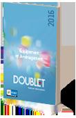 Couverture du catalogue Agencement et équipement 2016 Doublet