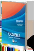 Couverture du catalogue Agencement et équipement 2017 Doublet
