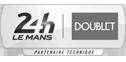 Doublet, partenaire technique 24h du Mans