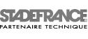 Doublet, partenaire technique Stade de France